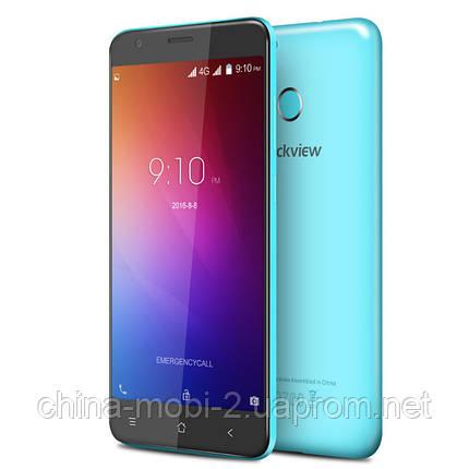 Смартфон Blackview E7 16GB Blue' ' ', фото 2