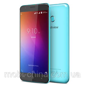 Смартфон Blackview E7 16GB Blue, фото 2