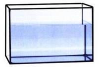 Прямоугольный аквариум Aq.UA 63л