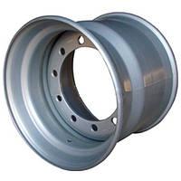 Стальные диски SRW Steel R17.5 W6.75 PCD6x222.25 ET131 DIA164 (металлик)