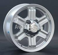 Литые диски Replay Suzuki (SZ17) R15 W6 PCD5x139.7 ET50 DIA108.1 (silver)
