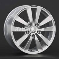 Литые диски Replica Toyota (TY46) R15 W6.5 PCD5x100 ET35 DIA54.1 (hyper silver)