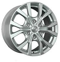 Литые диски Replica Mitsubishi (MI102) R20 W8.5 PCD6x139.7 ET25 DIA73.1 (hyper silver)