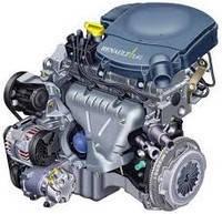 Бензиновые двигатели 1.6