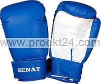Боксерские перчатки кожзаменитель -6oz