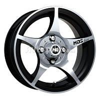 Литые диски HDS 15 R13 W5.5 PCD4x98 ET12 DIA58.6 (silver)