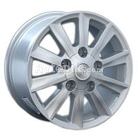 Литые диски Replica Toyota (TY43) R17 W8 PCD5x150 ET60 DIA110.1 (anthracite)