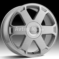 Литые диски Replica Audi (A02) R18 W8 PCD5x112 ET35 DIA66.6