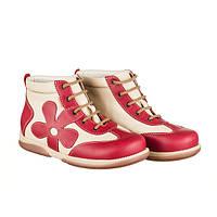 Memo Jogging Красные - Ботиночки ортопедические для детей