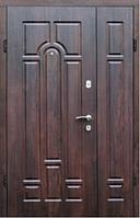 Входные двери полуторные Арка