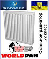 Стальной радиатор WorldPan 500/22/1600