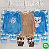 Детская пижама для мальчика _2_3,5лет, 22,17мрж махра-травка-вельсофт, в наличии 92,104,116 Рост