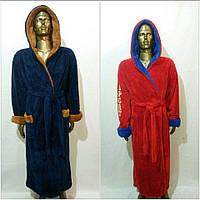 Халаты мужские махровые