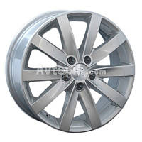 Литые диски Replay Skoda (SK20) R17 W7 PCD5x112 ET40 DIA57.1 (silver)