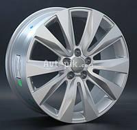 Литые диски Replay Audi (A45) R18 W8 PCD5x112 ET39 DIA66.6 (BKF)