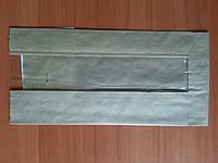 Бумажный пакет с прозрачной вставкой 11.68