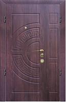 Входные двери полуторные Греция 2