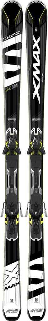Горные лыжи Salomon M X-MAX X12 + M XT12 Ti C90 BK/W (MD)
