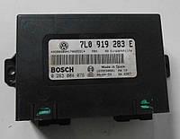 Блок управления парковочного ассистента VW Touareg Туарег 7L0919283E 2004 - 2005