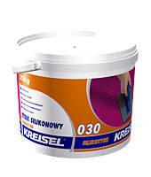 KREISEL штукатурка декоративная силиконовая база зерно 1,5, 2,0 и 3,0 мм Короед №030, 25кг