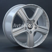 Литые диски Replay Volkswagen (VV32) R17 W7.5 PCD5x130 ET50 DIA71.6 (silver)