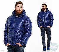 Теплая мужская куртка, наполнитель синтепон,плотность 250