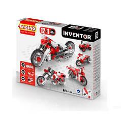 Конструктор Engino серии  INVENTOR 12 в 1 - Мотоциклы 1232