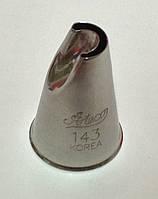 Насадка д/крема Ateco №143 (код 05185)