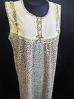 Женские ночнушки леопардовой расцветки., фото 1
