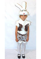 """Детский карнавальный костюм серого зайчика.. (от 4 до 7 лет) """"Karnaval"""" 1P/3RGI-200"""