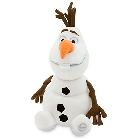 Disney Мягкая игрушка Снеговик Олаф Холодное сердце, 33 см