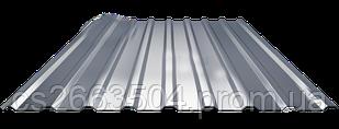 Профнастил ПС 15, алюмо-цинк (0,55мм толщина)