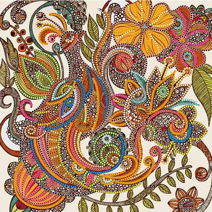 """Схема для вышивания бисером """"Сказочная птица"""", фото 2"""