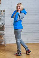 Женский костюм зимний с капюшоном