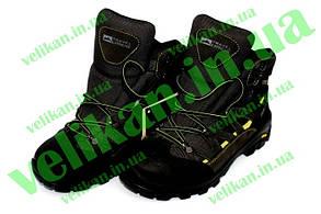 Ботинки MAVERICK black 44 р.