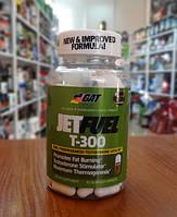 Купить жиросжигатель GAT JetFUEL T-300 Dual Thermogenesis-Testosterone Catalyst 90 caps.