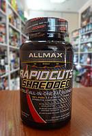 Купить жиросжигатель AllMax Nutrition Rapidcuts Shredded 90 caps.