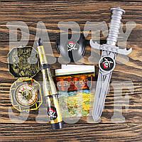 Детский пиратский набор, 5 предметов, фото 1