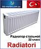 Радиатор стальной  Radiatori 300/22/1100