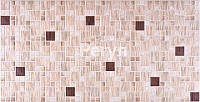 "Листовая панель ПВХ Регул мозаика ""Дуб Белфорт"" 0,3 мм 955*488мм"