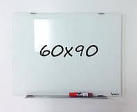 Доска стеклянная 60х90 Тетрис, фото 1