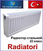 Радиатор стальной Radiatori 500/22/2000, фото 1
