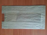Бумажный пакет с прозрачной вставкой 11.57
