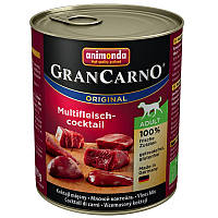 Animonda GranCarno Original Adult 24x800 g Мясной коктейль