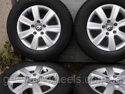 """Колеса ( диски и шины ) 17"""" стиль Sonora (Сонора) Volkswagen Touareg ( Фольксваген Туарег )"""