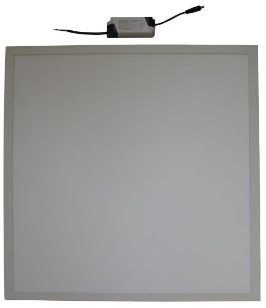 Панель светодиодная встраиваемая СВО 40W 60x60 6500К