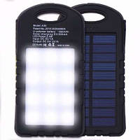 Power Bank 45000 solar + LED (большой)