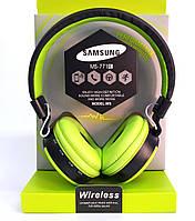 Наушники MS-771E Bluetooth+ Mp3 плеер и Fm, фото 1