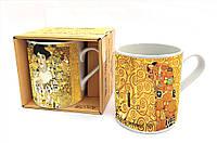 """""""Подарунок Кухоль """"Klimt """" (Кухоль   300мл+коробка)"""