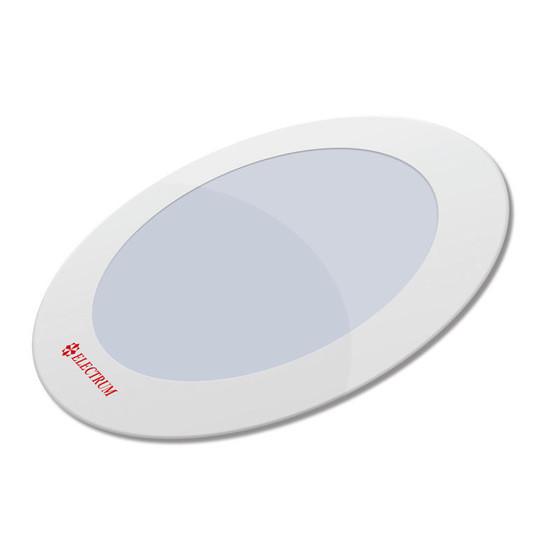 Светильник светодиодный встраиваемый ELECTRUM Leo 10Вт Нейтральный белый 4100К